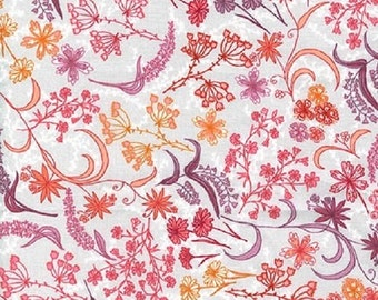 ON SALE - 1/2 Yard - In the Bloom - AVW-15252-106 - Blossom - Valori Wells - Robert Kaufman Fabrics - Fabric Yardage