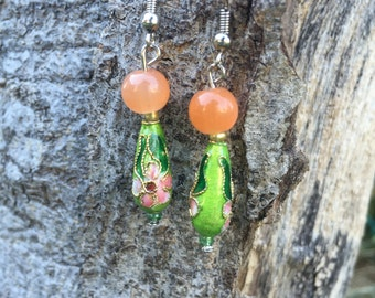 Spring a Fling Dangle Earrings