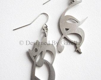 Divine Love Earrings