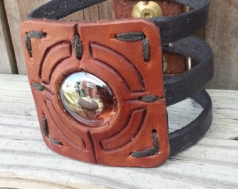 Women's Leather Cuff