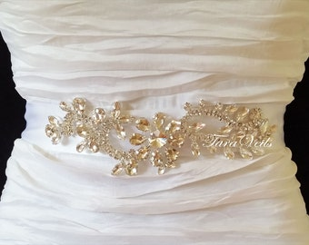 Rhinestone Sash,Wedding Sash, Wedding Belt, Belt,Sash, Bridal Sash, Beaded Sash, Rhinestone Wedding Sash, Wedding Sash