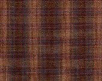 byhands 100% Cotton Glen Style plain Dyed Checkered Fabric (EY20057-A)