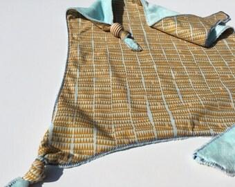 Toddler/Baby Teething Blanket Lovey