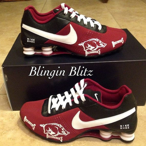Nike Shox Alabama Crimson Tide