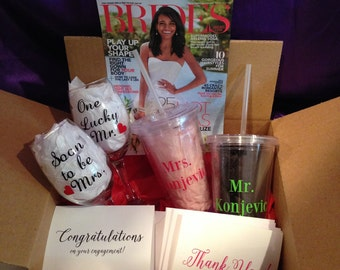 Engagement Congratulations Shipments - Gift Baskets Shipments