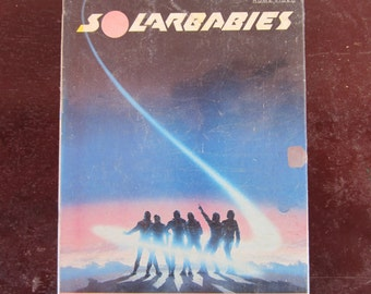 Solarbabies vintage 80's vhs sci-fi/action movie