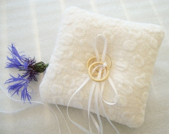 Wedding ring cushion Etsy