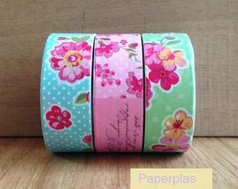Masking tape or washi tape!
