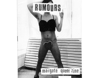 Rumours #1 - Margate Queer Zine