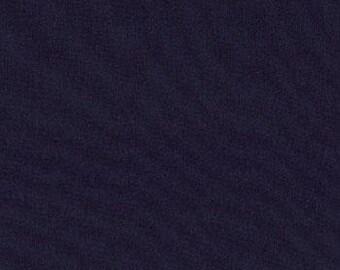 Moda Bella Solids Navy 9900-20 navy blue solid fabric