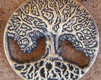 Tree of Life 3D Pin