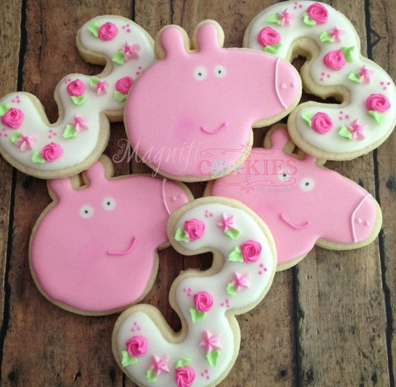 Pig Sugar Cookies Www Picsbud Com