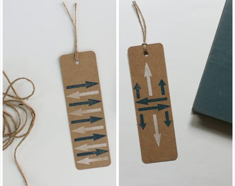 """Bookmarks for reading ''Ocean breeze"""". Perfect for summer!"""