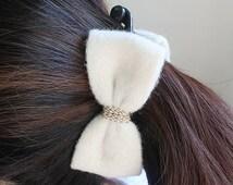 Free shipping,hair banana clip,winter hair clip,medium ponytail clip,Hair Jaws,Hair Jaws,Hair Clips,Ribbon Romantic Hair Jaws