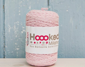 Barbante eco yarn, pink