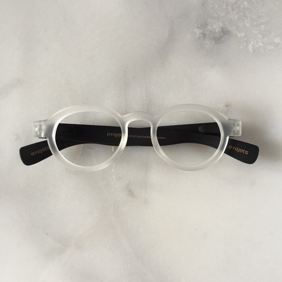 premium reading glasses with matte frosted by