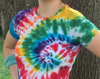 Hand Dyed Tshirt (Small)