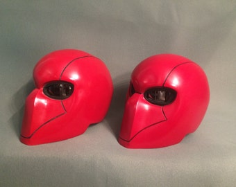 Red Hood Helmet - Fully Finished -Made to Order