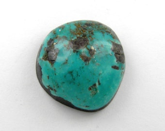 Stabilized Kingman Turquoise Cabochon - 663