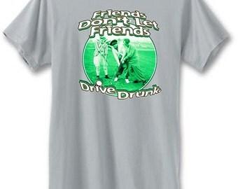 3 Stooges Friends Don't Let Friend's Drive Drunk T-Shirt
