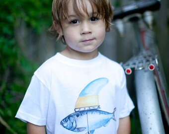 future grom's watercolor toddler t-shirt