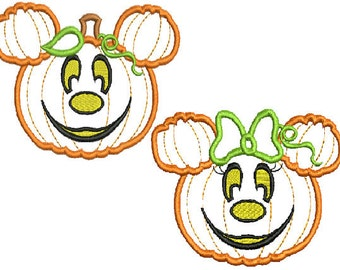 Machine Embroidery Design mrs Mouse 4x4, 5x7 and 6x10 Hoop