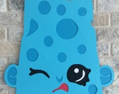 Shopkins Wall Decoration, Birthday Party Decoration,