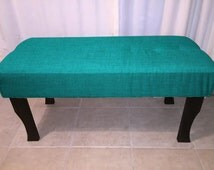 Unique Tufted Ottoman Related Items Etsy