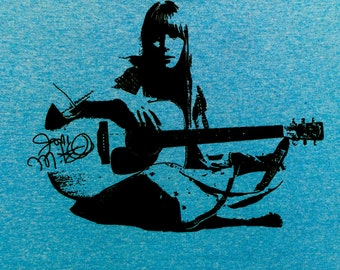Joni Mitchell T Shirt Small-XL You choose in a message