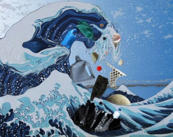 Poseidon's Pocket of Plastic