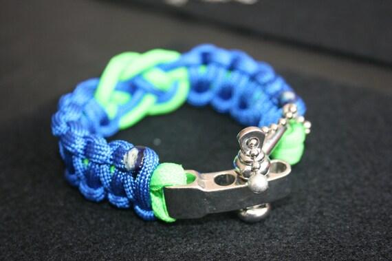 Paracord Bracelet ◅ ▻