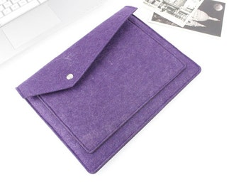 """felt Macbook Air 13.3"""" sleeve, Macbook 13"""" sleeve, Macbook 13.3"""" case, Macbook Air case, Macbook Air sleeve, Laptop sleeve, laptop case 244"""