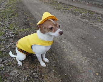 Rain Jacket & Hat