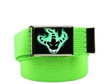 Thresh Belt Buckle with Web belt