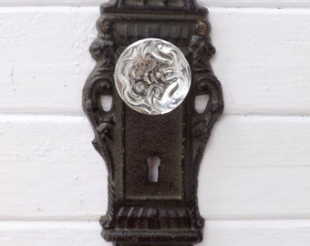 Door Knob // Door Knob Decor // Rustic //Farmhouse // Door Knob Hook