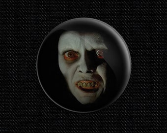 "The Exorcist ""Captain Howdy"" 1 1/2 inch pin back button"