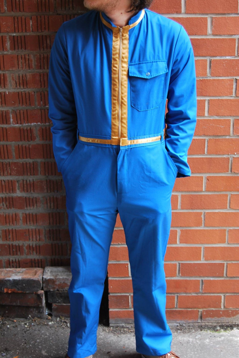 Vault 111 Inspired Jumpsuit From Fallout 4