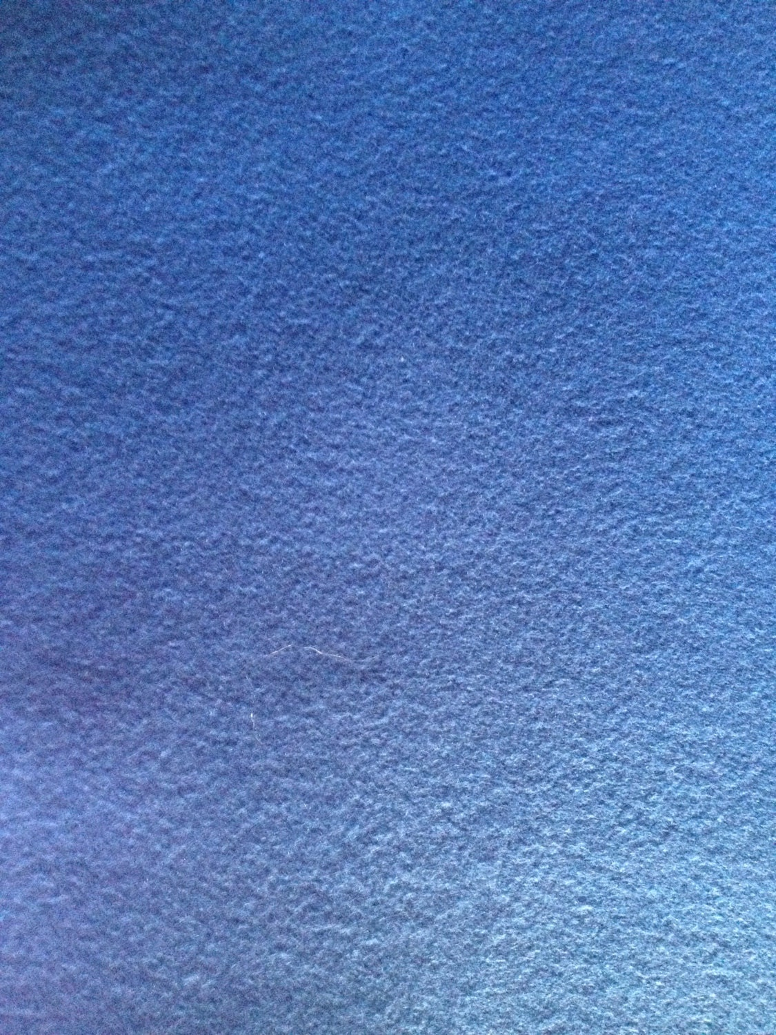 fabric by the 1 2 yard solid blue fleece. Black Bedroom Furniture Sets. Home Design Ideas