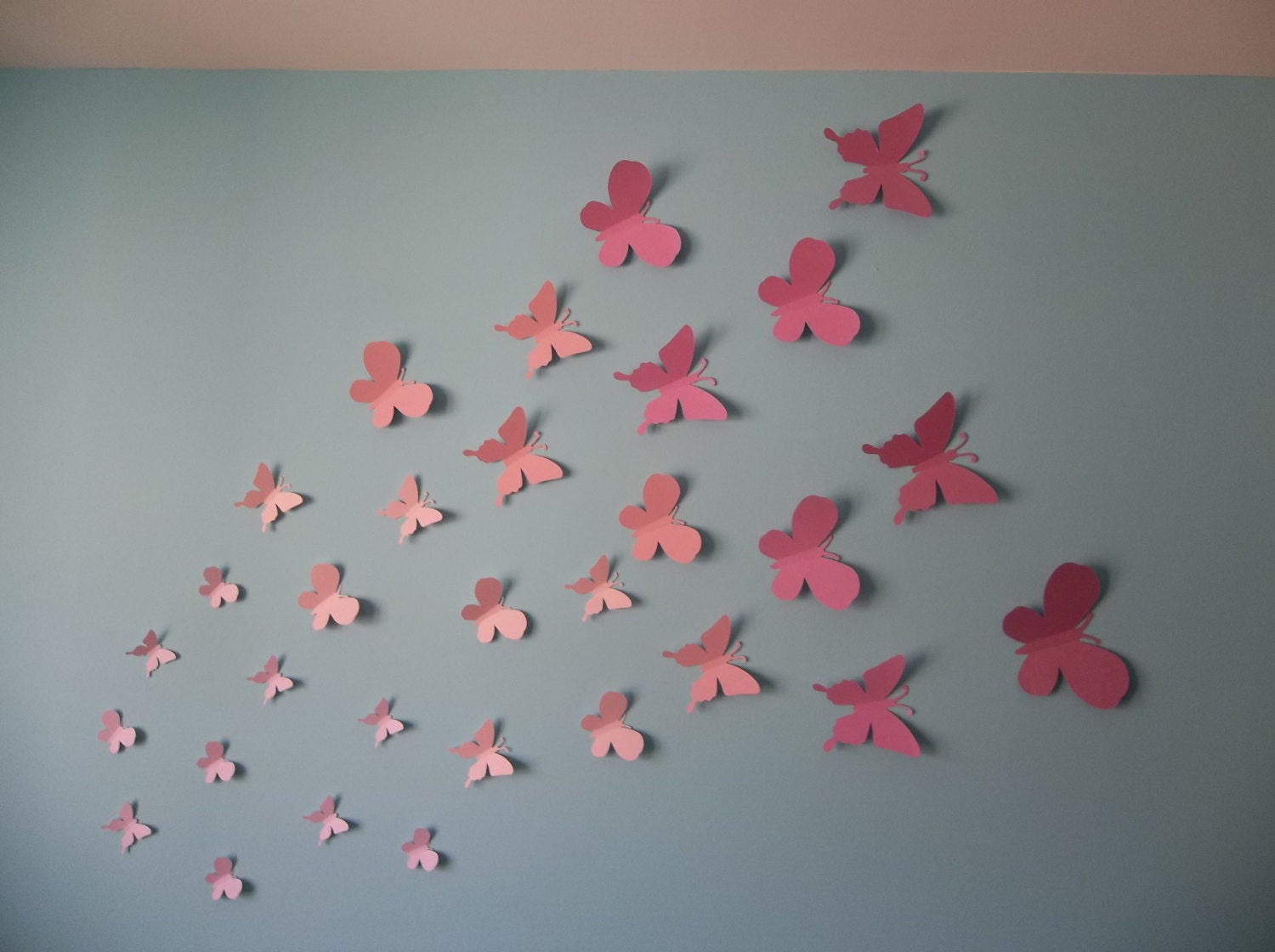 3d butterfly wall decoration 3d butterfly wall art 30 for 3d butterfly decoration