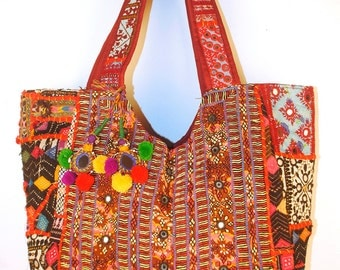 Banjara Kutch Authentic Tote Bag