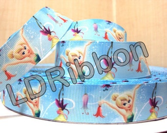 "1"" Fairy Grosgrain Ribbon"