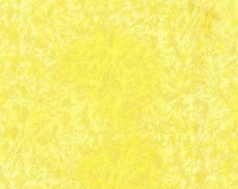 Michael Miller Fabric - Fairy Frost Banana - In Stock