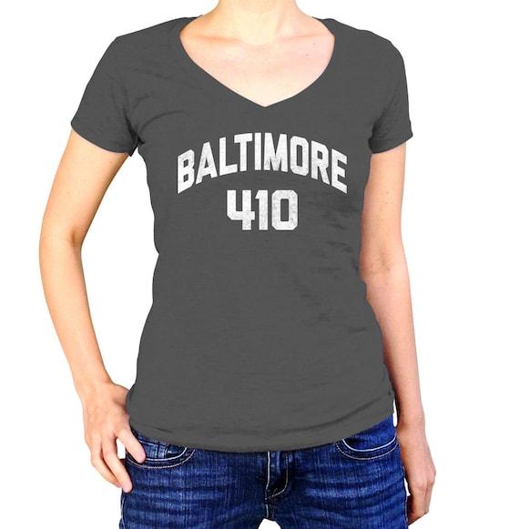 baltimore 410 area code t shirt retro maryland tshirt mens
