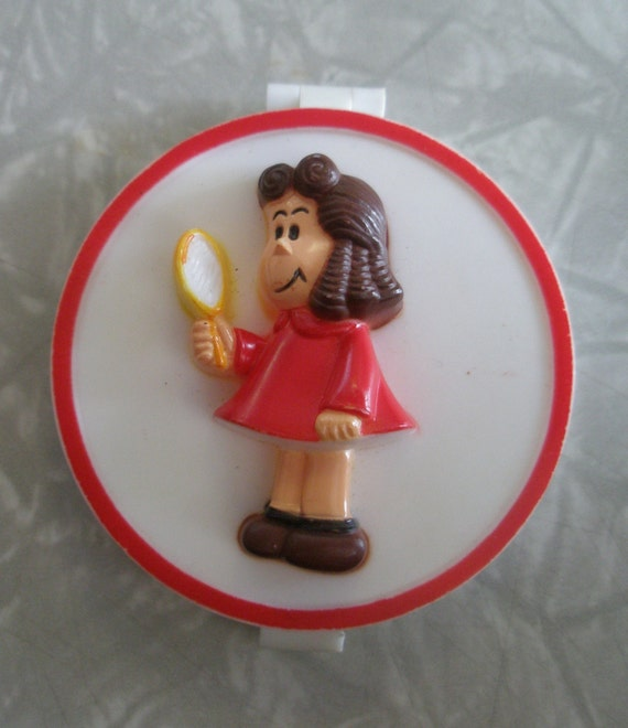 Toys That Were Made In The 1970 : Items similar to vintage s little lulu toy compact