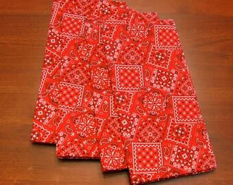 Handmade Cotton Napkins