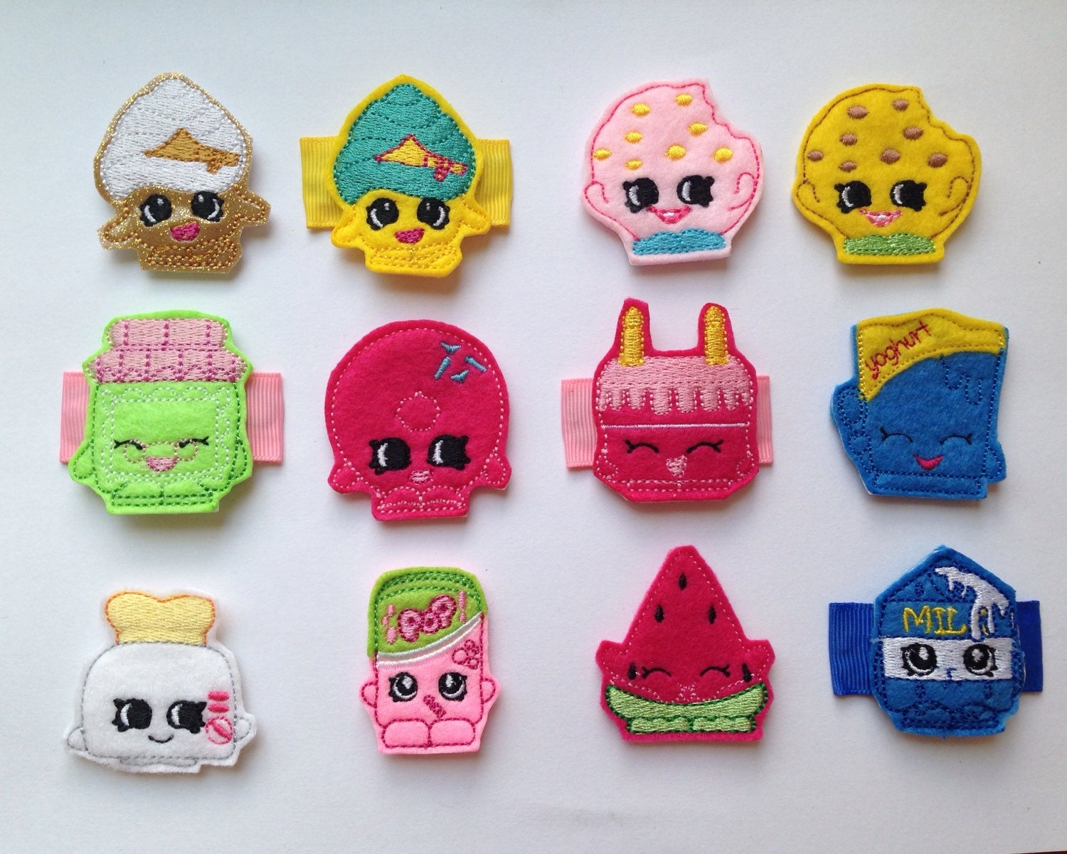 Sh shopkins coloring pages cupcake - Shopkins Hair Clip Cupcake Queen Taco Terrie Soda Pops Kooky Cookie Melonie Pips Toasty Pop Bubbles Lippy Lips Poppy Corn