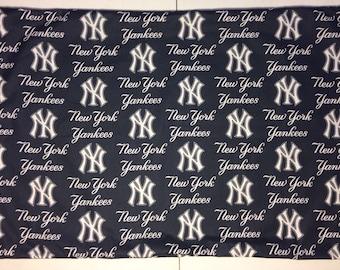 1 Set- New York Yankees- Cotton Pillowcases