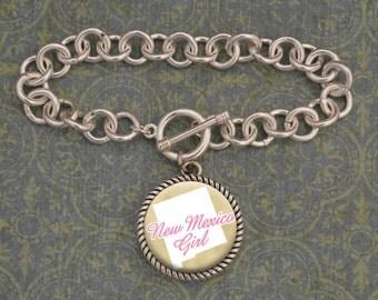New Mexico Girl Bracelet - SOY56067NM