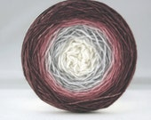 Winter is Coming - Hand-Dyed Gradient Yarn *Dyed to Order*