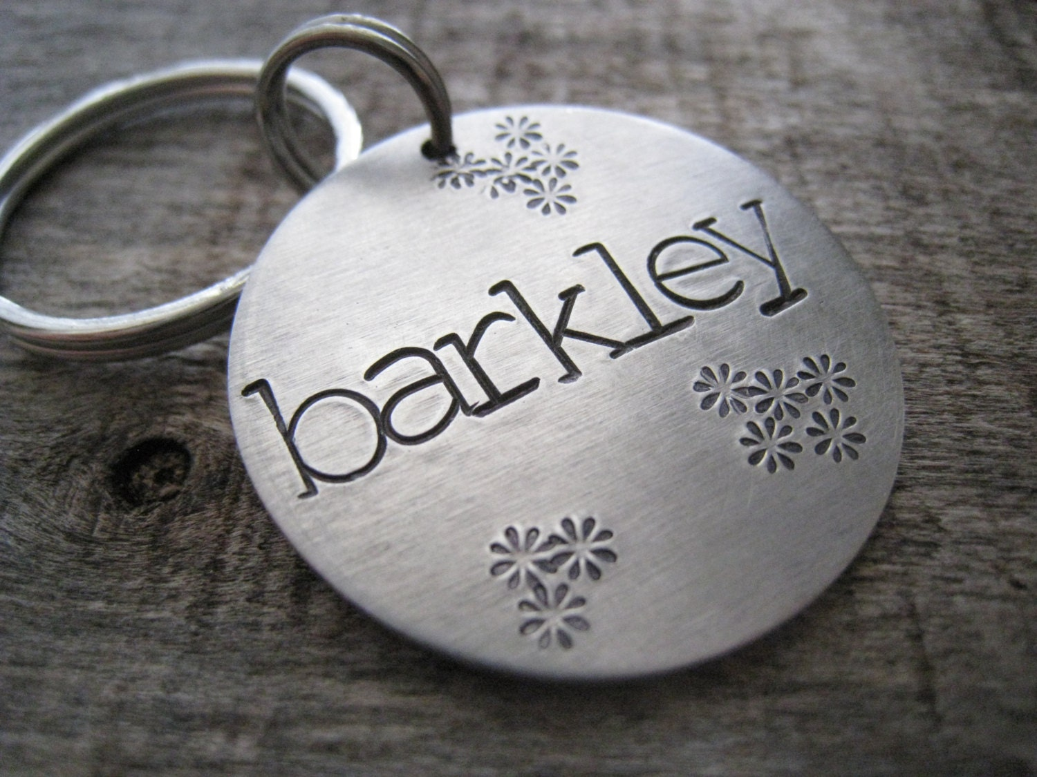 dog id tag personalized pet dog tag dog collar tag. Black Bedroom Furniture Sets. Home Design Ideas